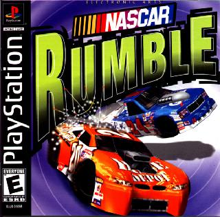 Screenshot Thumbnail / Media File 1 for NASCAR Rumble [NTSC-U]